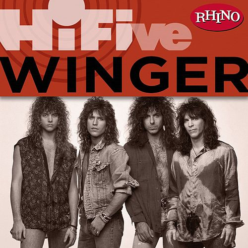 Rhino Hi-Five: Winger by Winger