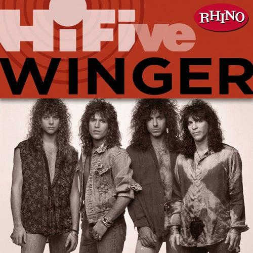 Rhino Hi-Five: Winger by Winger