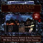 Brahms Symphony No. 1 by Johannes Brahms