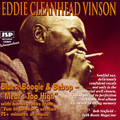 Blues, Boogie And Bebop by Eddie