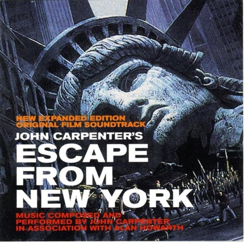 Escape From New York by John Carpenter