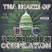 Skinny Corleone Presents:    The Houze of Reprezentativez Compilation Volume 1 by Various Artists