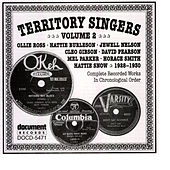 Territory Singers Vol. 2 (1928-1930) by Various Artists