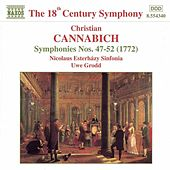 Symphonies Nos. 47-52 by Christian Cannabich