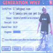 GENERATION WHY by Mark Radice
