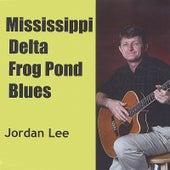 Mississippi Delta Frog Pond Blues by Jordan Lee