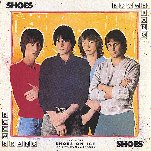 Boomerang/Shoes On Ice by Shoes