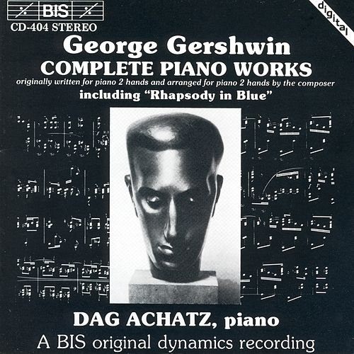 Complete Piano Works by George Gershwin