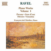 Piano Works Vol. 1 by Maurice Ravel