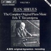 Sibelius: Complete Original Piano Music, Vol. 6 by Jean Sibelius
