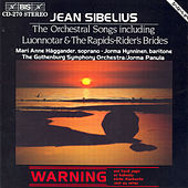 Orchestral Songs by Jean Sibelius