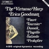 Virtuoso Harp by Various Artists
