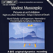 Pictures At An Exhibition / St. John's Night On Bald Mountain by Modest Mussorgsky
