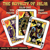 The Royalty Of Salsa by Various Artists