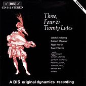 Music For Three, Four, and Twenty Lutes by Various Artists