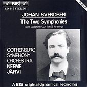Symphony Nos. 1 and 2/Swedish Folk Tunes by Johan Svendsen