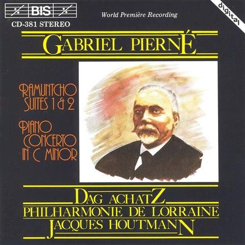 Ramuntcho, Suites 1 and 2/Piano Concerto, Op. 12 by Gabriel Pierne