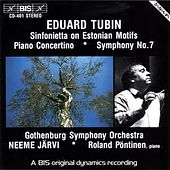 Sinfonietta On Estonian Motifs/Symphony No. 7 by Eduard Tubin