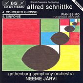 Concerto Grosso No. 4/Symphony No. 5/Pianissimo by Alfred Schnittke