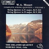 Complete String Quintets, Vol. 1 by Wolfgang Amadeus Mozart