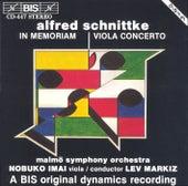In Memoriam/Viola Concerto by Alfred Schnittke
