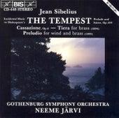 The Tempest, Op. 109/Cassazione, Op. 6 by Jean Sibelius