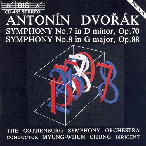 Symphonies Nos. 7 and 8 by Antonin Dvorak