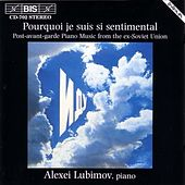 Post Avant-Garde Piano Music From The Ex-soviet Union by Various Artists