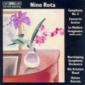 Symphony No. 3/Concerto Festivo/Le Moliere Imaginaire - Ballet Suite by Nino Rota