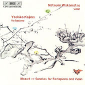 Violin Sonatas Nos. 1, 2, 4, and 7 by Wolfgang Amadeus Mozart