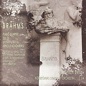 Transcriptions For Orchestra by Johannes Brahms