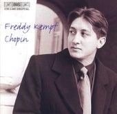 4 Ballades/Polonaise-fantaisie/Fantaisie-impromptu by Frederic Chopin