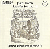 Complete Solo Keyboard Music, Vol. 7 - Esterhazy Sonatas Ii by Franz Joseph Haydn