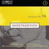 Symphony No. 14, Op. 135 by Dmitri Shostakovich