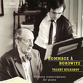 Virtuoso Transcriptions For Piano by Vladimir Horowitz