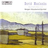 Wind Quintets Nos. 1-3 by David Maslanka