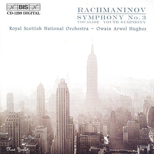 Symphony No. 3/Vocalise/Youth Symphony by Sergei Rachmaninov