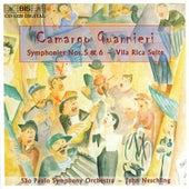 Guarnieri: Symphony No. 5/Suite Vila Rica/Symphony No. 6 by Sao Paulo Symphony Orchestra