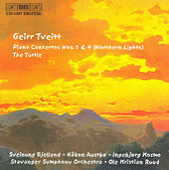 Piano Concertos Nos. 1 and 4 by Geirr Tveitt