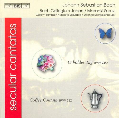 Secular Cantatas, BWV 210 and BWV 211 by Johann Sebastian Bach