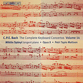 Complete Keyboard Concertos, Vol. 14 by Carl Philipp Emanuel Bach