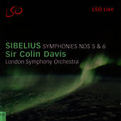 Symphonies Nos. 5 and 6 by Jean Sibelius