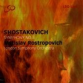 Symphony No. 5 by Dmitri Shostakovich