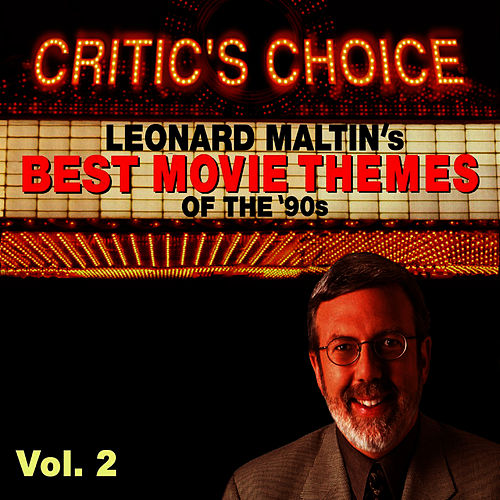 Critic's Choice Vol. 2: Leonard Maltin's Favorite Movie Theme Of The 90's by City of Prague Philharmonic