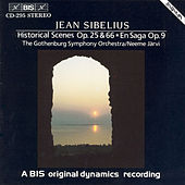 Scenes Historiques, Op. 25 And Op. 66 / En Saga, Op. 9 by Jean Sibelius