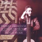 Danzas Espanolas, Op. 37 (Excerpts) by Enrique Granados