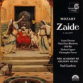 Zaide by Wolfgang Amadeus Mozart