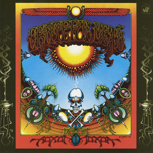 Aoxomoxoa by Grateful Dead