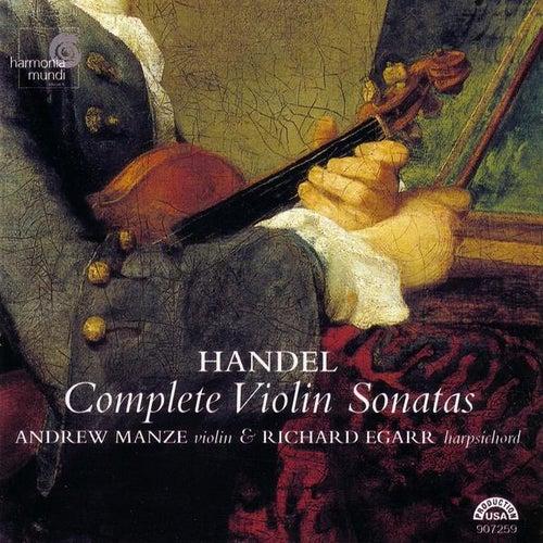 Complete Violin Sonatas by George Frideric Handel