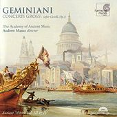 Concerti Grossi (After Corelli, Op.5) by Francesco Geminiani